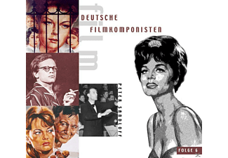 Peter Sandloff - Grosse Deutsche Filmkomponisten - (CD)