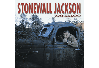 Stonewall Jackson - Waterloo - (CD + Buch)
