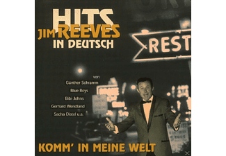 VARIOUS - Die Legende Von Jim Reeves - (CD)