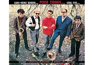 Poor Things - Poor Things - (CD)