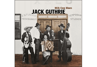 Jack Guthrie - Milk Cow Blues - (CD)