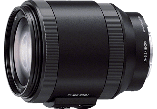 SONY E PZ 18–200 mm f3,5–6,3 OSS