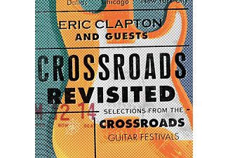 Eric Clapton And Guests - Crossroad Revisited Selections From The Crossr.Gf. - (CD)