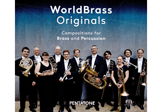 Worldbrass - WorldBrass Originals - (SACD Hybrid)