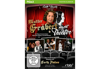 Mutter Gräbert macht Theater - (DVD)