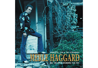 Merle Haggard - Concepts, Live & The Strangers - (CD)