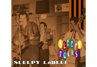 Sleepy Labeef - Sleepy Rocks - (CD)