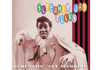 Screamin' Jay Hawkins - Rocks - (CD)