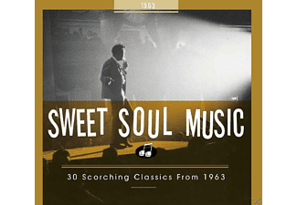 VARIOUS - Sweet Soul Music 1963 [CD]