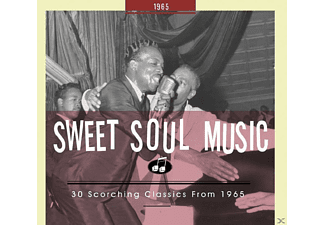VARIOUS - Sweet Soul Music 1965 - (CD)