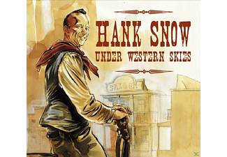 Hank Snow - Snow Under Western Skies - (CD)