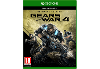 Gears Of War 4 Ultimate Edition | Xbox One