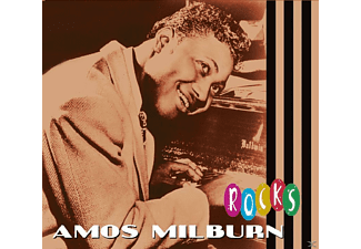 Amos Milburn - Rocks - (CD)