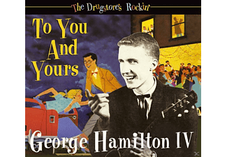 George Hamilton IV - To You And Yours [CD]