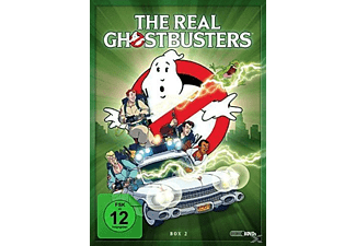 The Real GHOSTBUSTERS-Box 2 [DVD]
