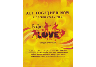 All Together Now (Love)-A Documentary Film - (DVD)