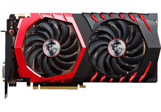MSI GeForce GTX 1080 Gaming X 8GB (V336-001R) (NVIDIA, Grafikkarte)