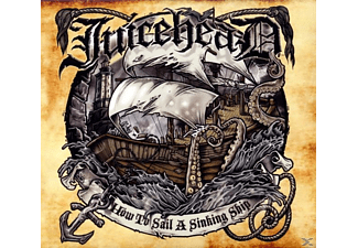 Juicehead - How To Sail A Sinking Ship - (CD)