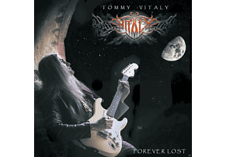 Tommy Vitaly - Forever Lost Ep - (CD)