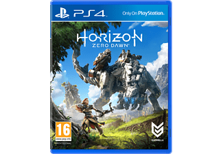 Horizon Zero Dawn | PlayStation 4