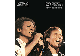 Simon & Garfunkel - The Concert in Central Park (Deluxe Edition) - (CD + DVD)