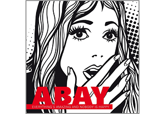 Abay - Everything Is Amazing And Nobo - (Vinyl)
