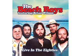 The Beach Boys, Brian Wilson - Live In The Eighties - (CD)