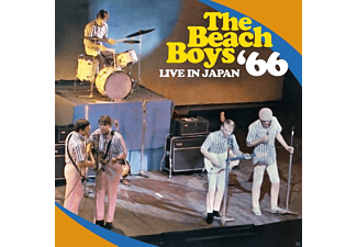 The Beach Boys - Live In Japan 66 - (CD)