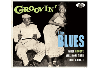 VARIOUS - Groovin' The Blues - (CD)