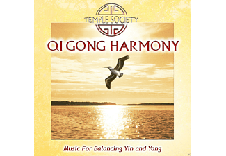 Temple Society - Qi Gong Harmony-Music For Balancing Yin And Yang - (CD)