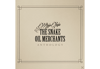 "Mojo Juju & The Snake Oil Merchants - Anthology (12"" Vinyl) - (Vinyl)"