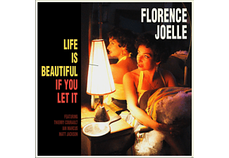 Florence Joelle - Life Is Beautiful - (CD)