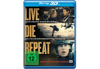 Edge of Tomorrow [3D Blu-ray]
