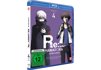 Re:Hamatora (2. Staffel) - Vol.4 [Blu-ray]