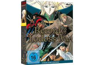Record of Lodoss War - The Complete Series (Vols. 1-13) - (Blu-ray)