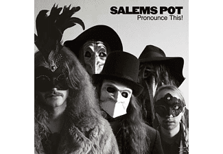 Salem's Pot - Pronounce This! (LTD Maroon Clear V [Vinyl]