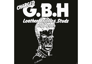 Gbh - Leather,Bristles,Studs And Acne - (Vinyl)