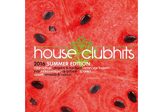 VARIOUS - House Clubhits Summer Edition 2016 - (CD)