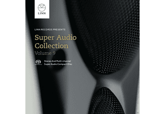 VARIOUS - Super Audio Collection Vol.9 [SACD Hybrid]