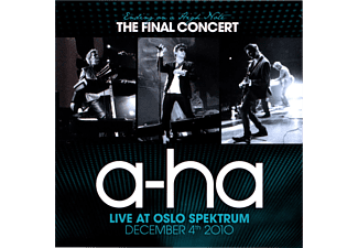 A-Ha - Ending On A High Note - The Final Concert (Blu-ray)