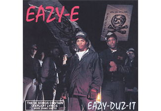 Eazy-E - Eazy Duz It (CD)