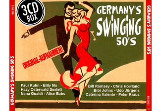 VARIOUS - Germany's Swinging 50's [Box-Set] - (CD)