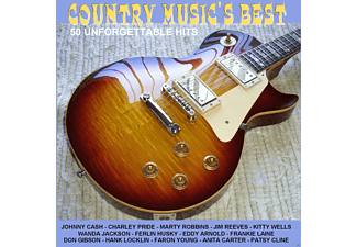 VARIOUS - Country Music S Best - (CD)