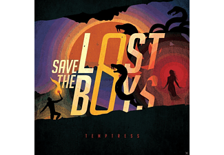 Lost Boys - Temptress - (CD)