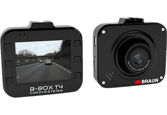 BRAUN PHOTOTECHNIK 57601 B-Box T4 Dashcam , 5.08 cm Display