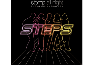 Steps - Stomp All Night: The Remix Anthology - (CD)