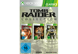 Tomb Raider Collection [Xbox 360]