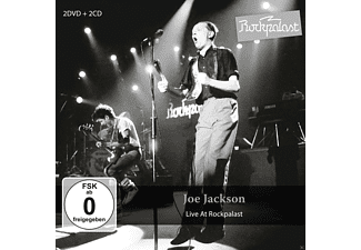 Joe Jackson - Live At Rockpalast - (CD + DVD Video)