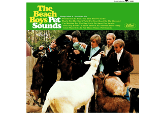 The Beach Boys - Pet Sounds (Mono 180g Vinyl Reissue) - (Vinyl)