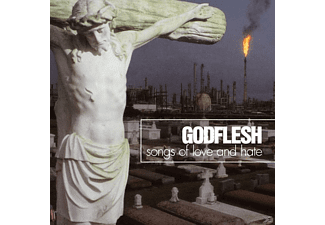 Godflesh - Songs Of Love And Hate - (CD)